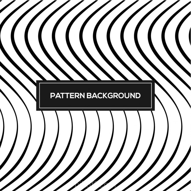 626x626 Ai] Wavy Line Pattern Vector Free Download