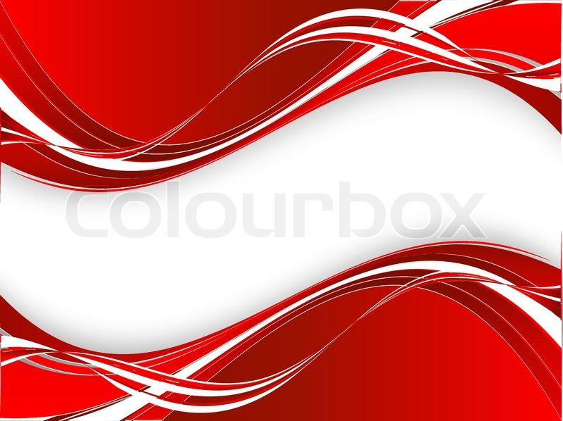 800x598 Abstract Vector Wavy Lines With Copy Space For Your Text Stock