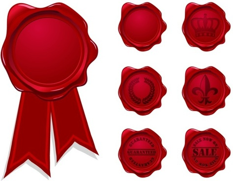 474x368 Red Wax Seal Vectors Free Vector Download (7,182 Free Vector) For