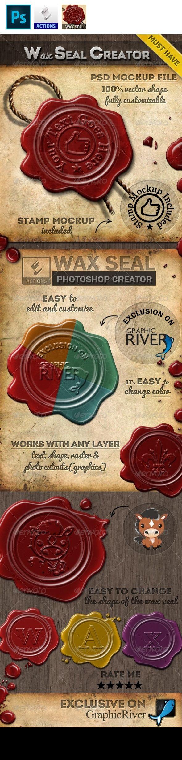 590x2455 Envelope Seal, Letter Seal, Seal Stamp, Seal Stamp Creator, Seal