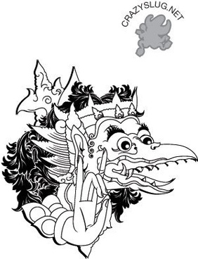 282x368 Vector Wayang Puppet Free Vector Download (10 Free Vector) For