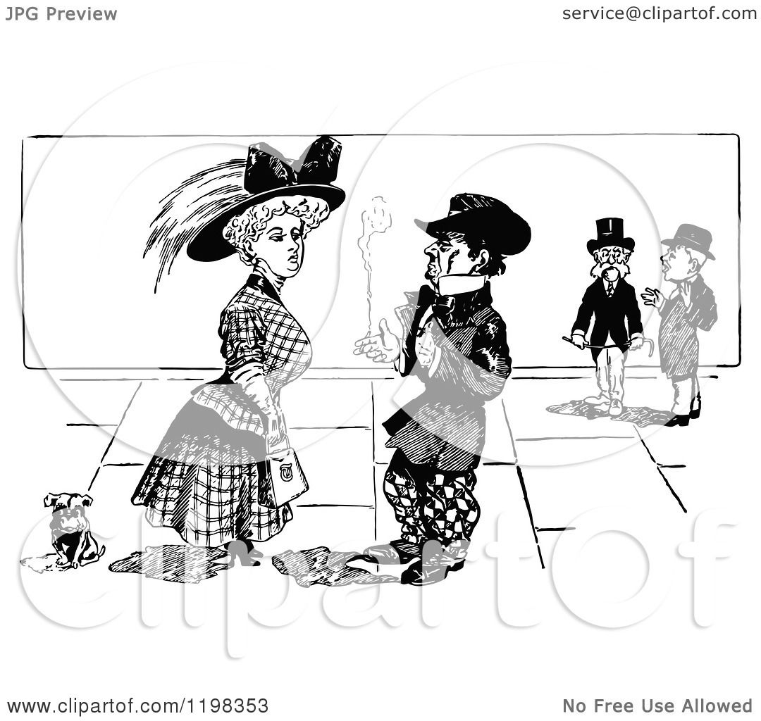 1080x1024 Free Victorian Clip Art Black People