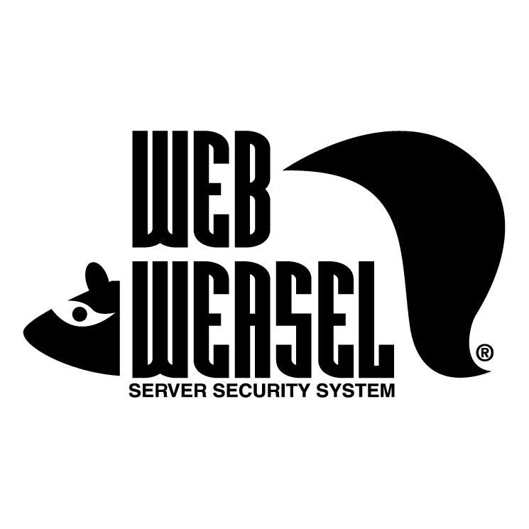 745x745 Web Weasel Free Vector 4vector