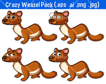 340x270 Collection Of Free Fitchet Clipart Weasel. Download On Ubisafe
