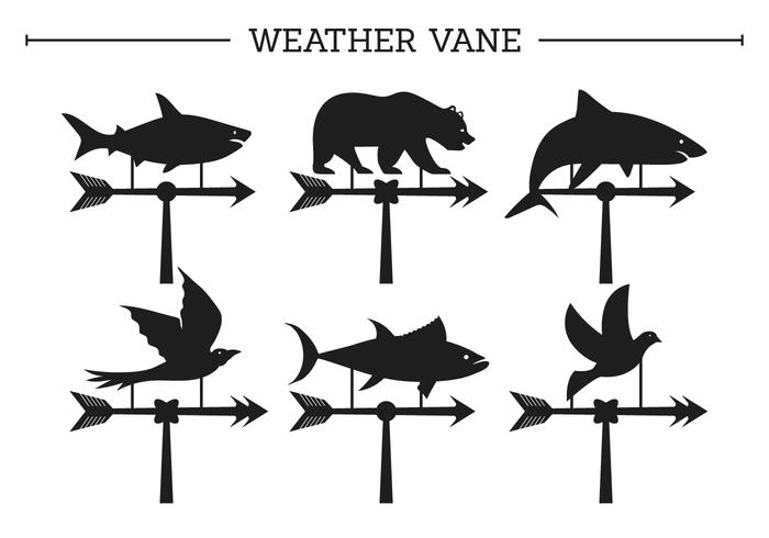 700x490 Weather Vane Vectors 137373