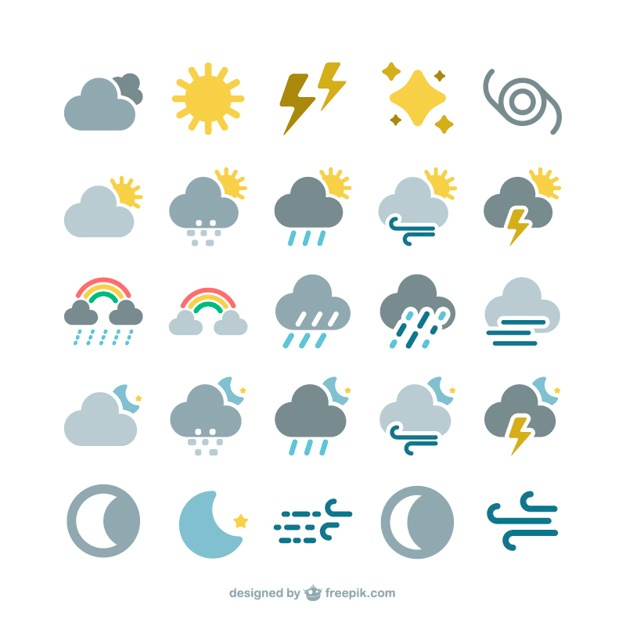 626x626 Weather Vectors, Photos And Psd Files Free Download