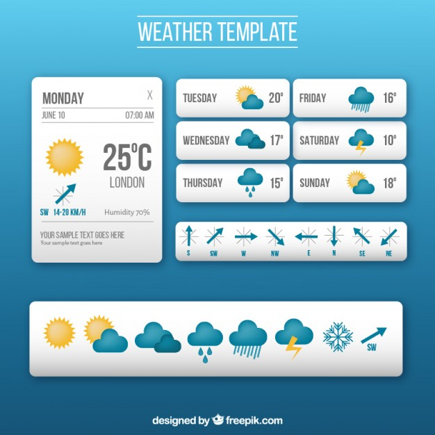 Weather Vector at GetDrawings com | Free for personal use Weather