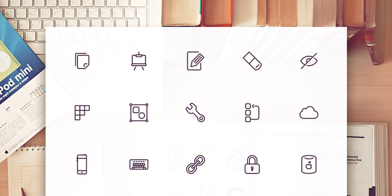800x400 Using Vector Icons In Modern Web Design