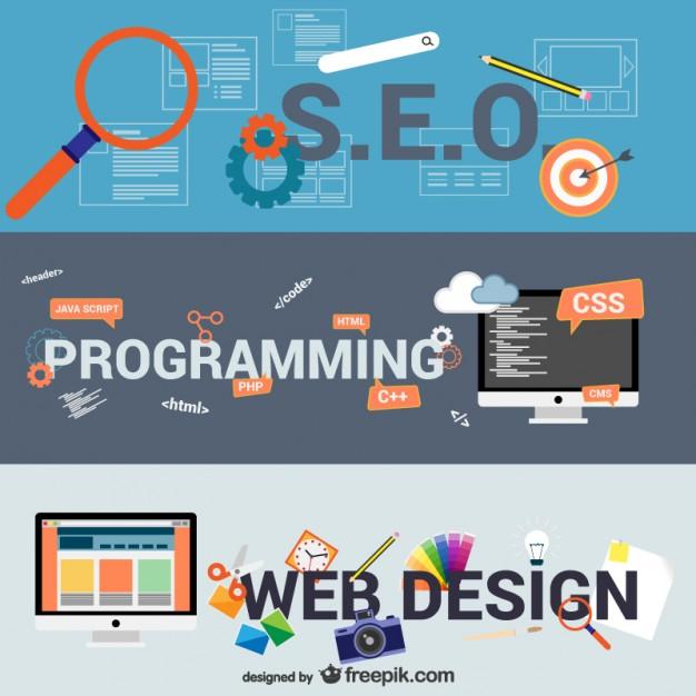 626x626 Web Design Elements Vectors Download Free Vector Art