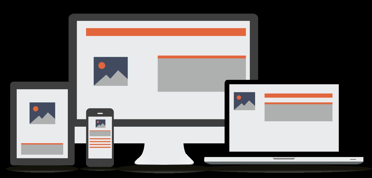 1470x704 Web Design Vector Clique Tech Media
