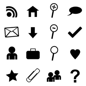 300x300 Set Of Web Icons Vector