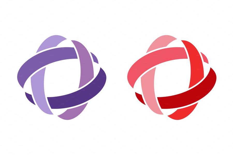 Web Logo Vector
