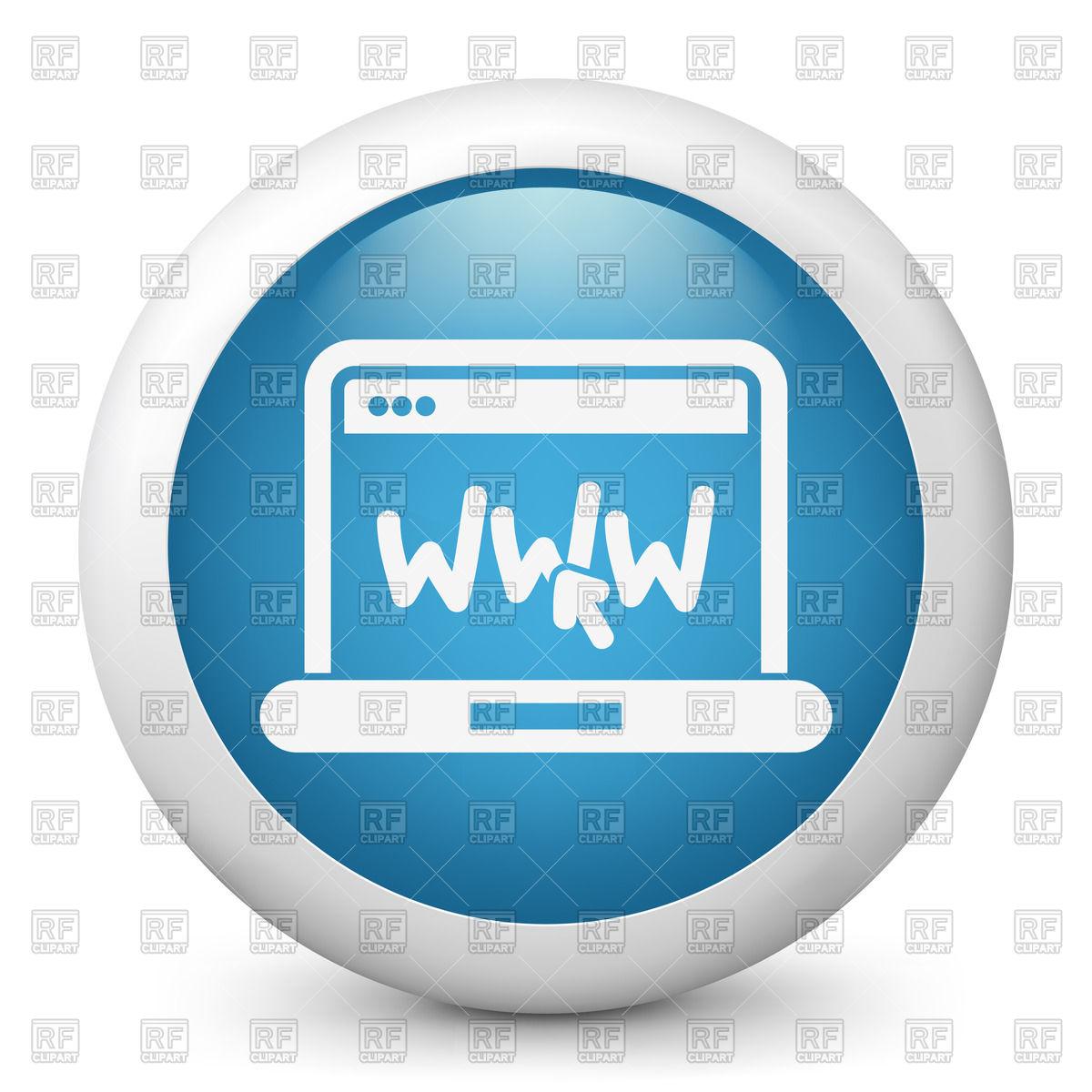 1200x1200 Internet (Www) Icon