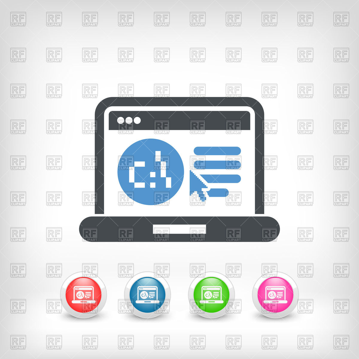 1200x1200 Programming And Web Administration Icon
