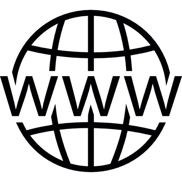 626x626 World Wide Web On Grid Icons Free Download