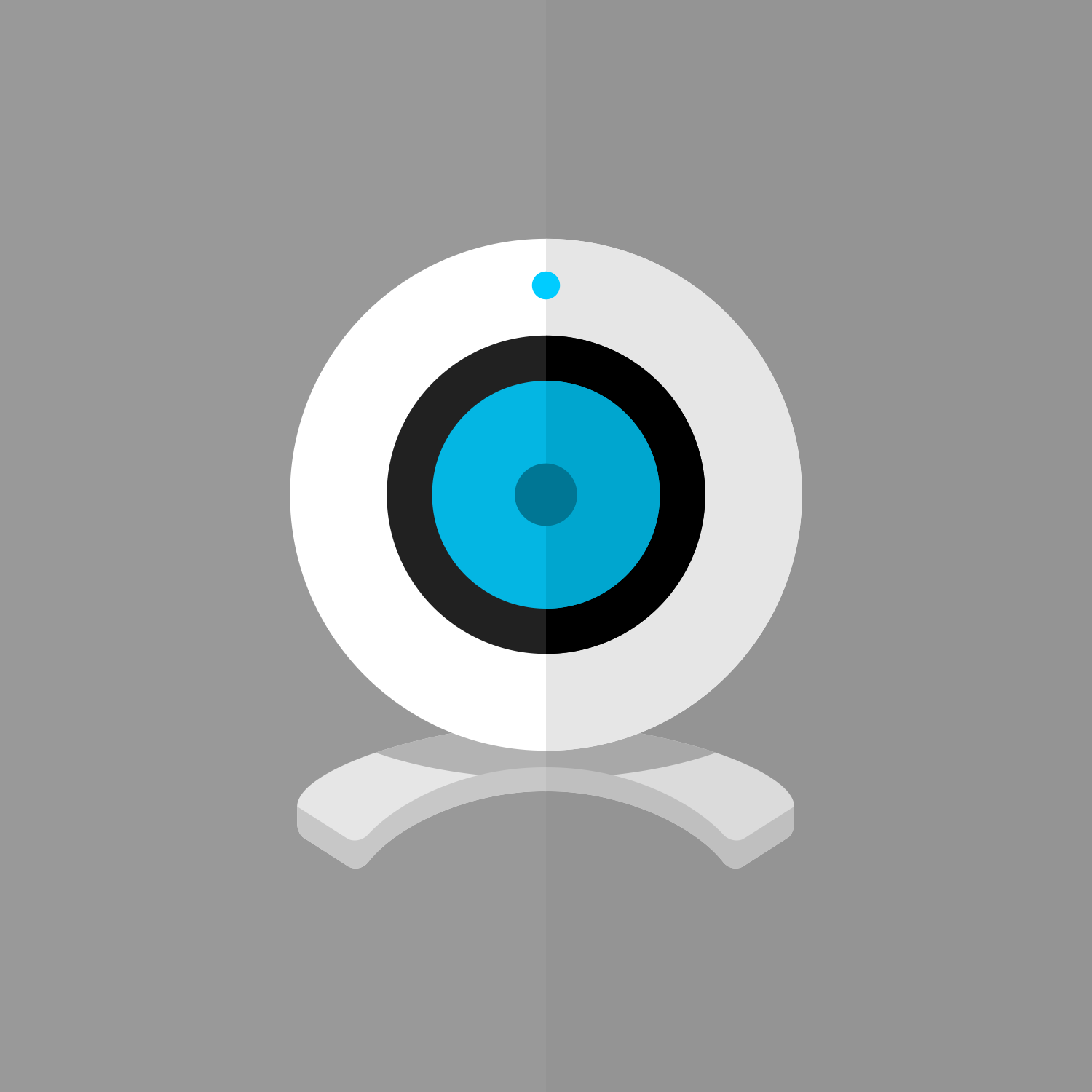 1500x1500 Vector For Free Use Webcam Icon