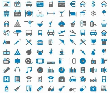 425x360 200 Free Web Icons Vector Pack