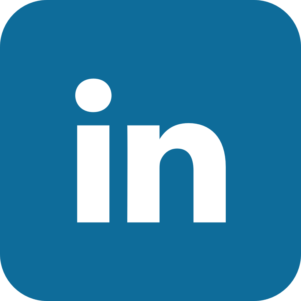 1024x1024 Linkedin Logo Vector Png Free Download