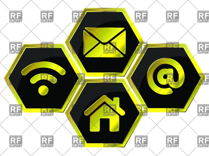 800x600 Simple Web Icons