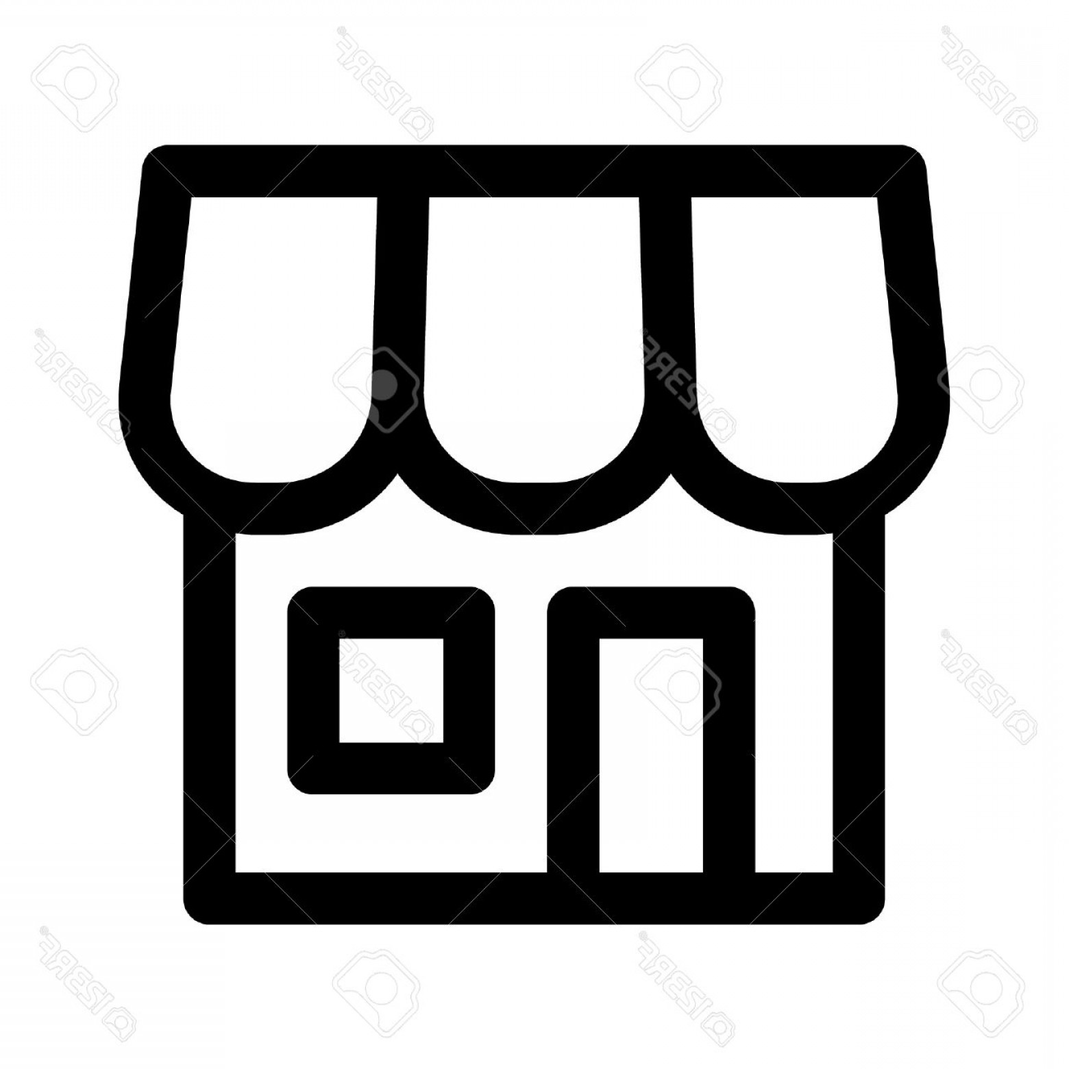 1560x1560 Vector Icons For Clothing Store Website Shopatcloth