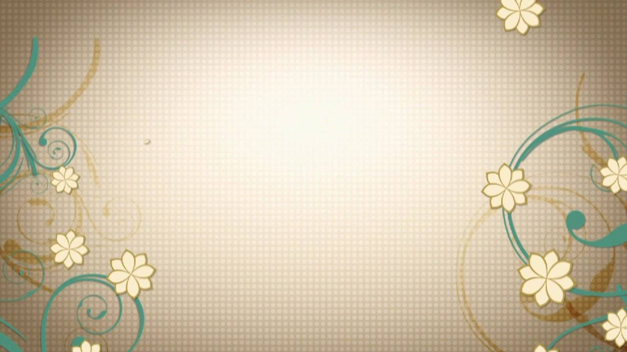 1280x720 Free Wedding Background, Free Hd Motion Graphics, Download Video