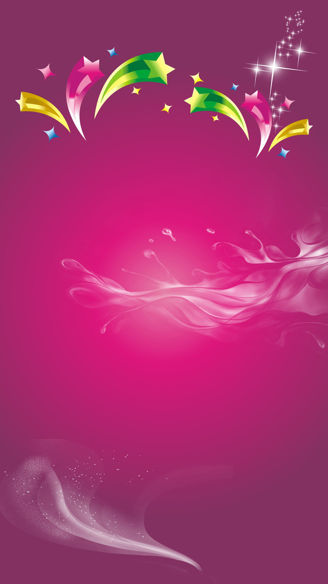 650x1155 H5 Wedding Background Vector Background Material, Vector, H5