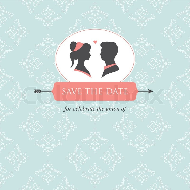 800x800 Wedding Invitation Card Template Editable With Wedding Couple