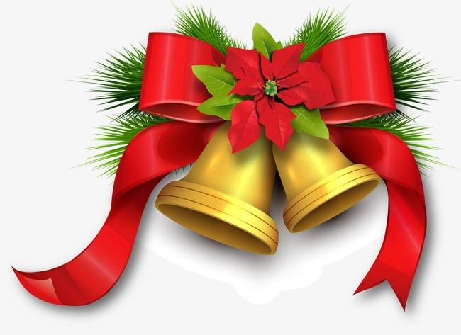 650x473 Vector Festive Bells Creative, Wedding Bells, Bell, Christmas Png