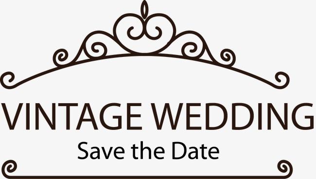 650x368 Wedding Invitations Lace Border Vector Material, Wedding Vector