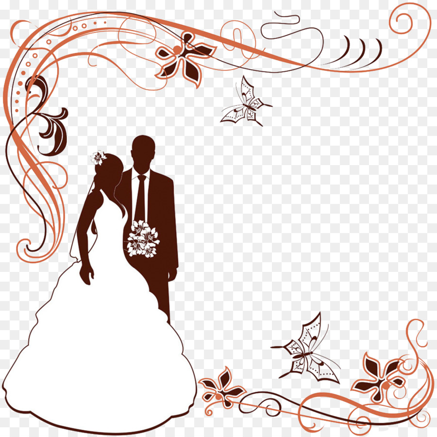 900x900 Wedding Invitation Clip Art