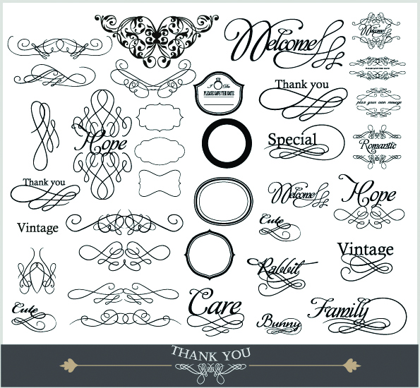 595x550 Europeanstyle Lace Border 01 Vector Free Vector 4vector