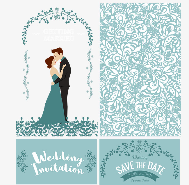 650x636 Wedding Card, Groom Template, Card, Card Template Png And Vector