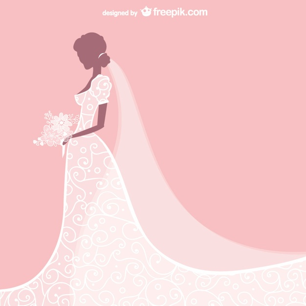 Wedding Dress Vector