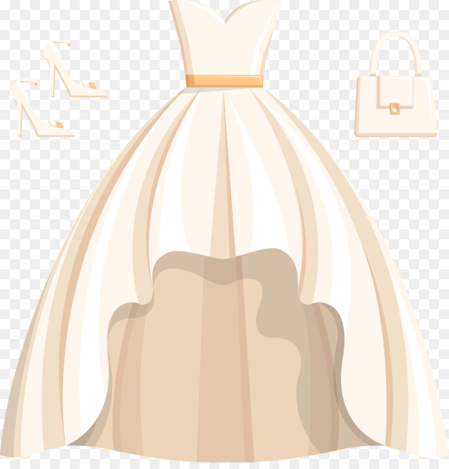 900x940 Contemporary Western Wedding Dress