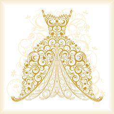236x236 183 Best Crowns, Wands, Dress Silhouettes, Vectors, Clipart, Svg