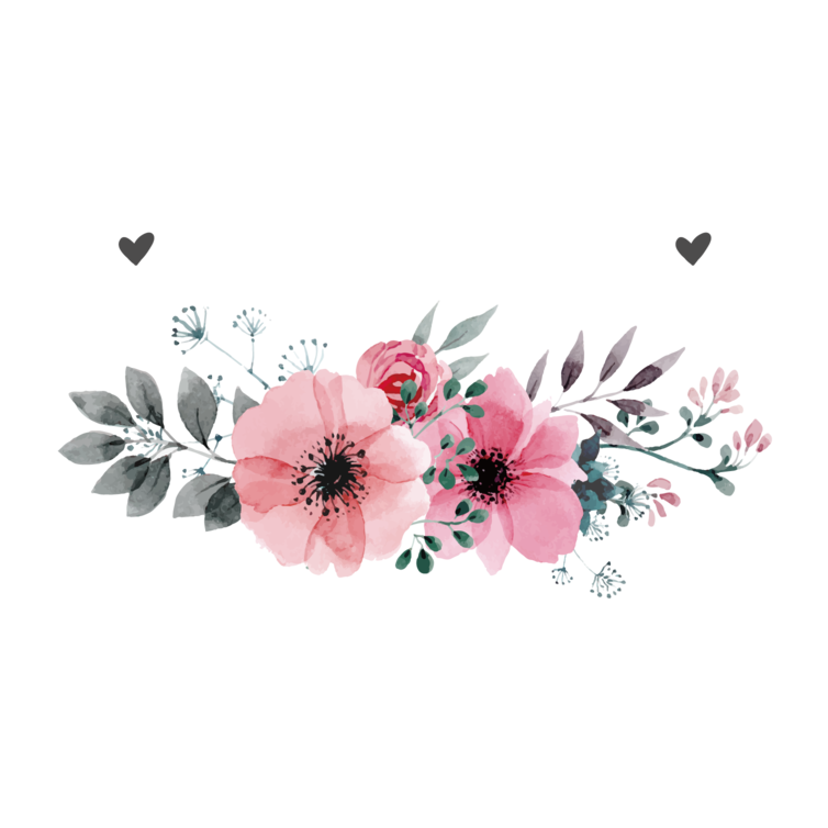 754x754 Floral Vector