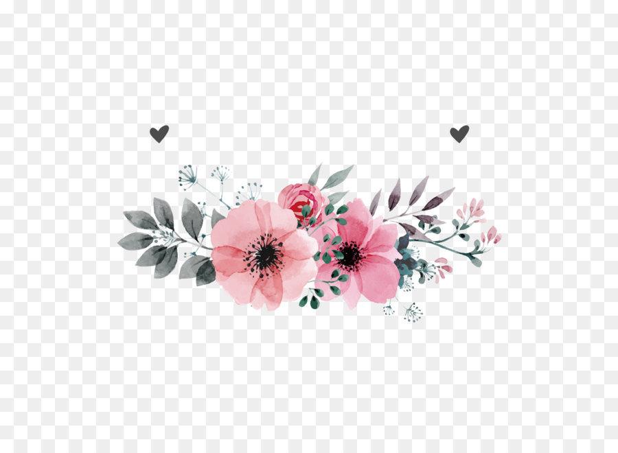 900x660 Wedding Invitation Flower