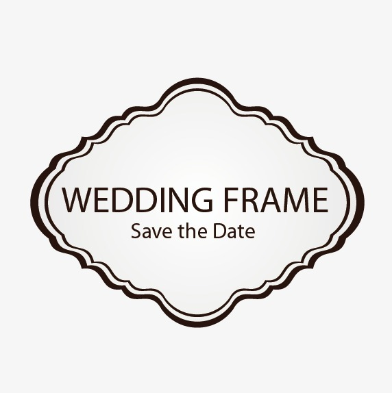 572x574 Frame, Frame Vector, Wedding Png And Vector For Free Download