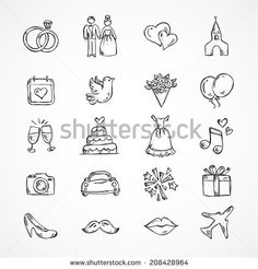 236x246 Wedding Icons Clipart And Vectors Wedding Icon
