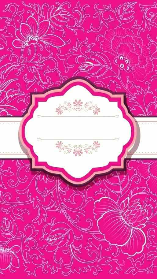 514x912 Fresh Wedding Invitation Card Background Design Download