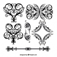 200x200 Lace Vector Pattern Free Vector Graphic Art Free Download (Found