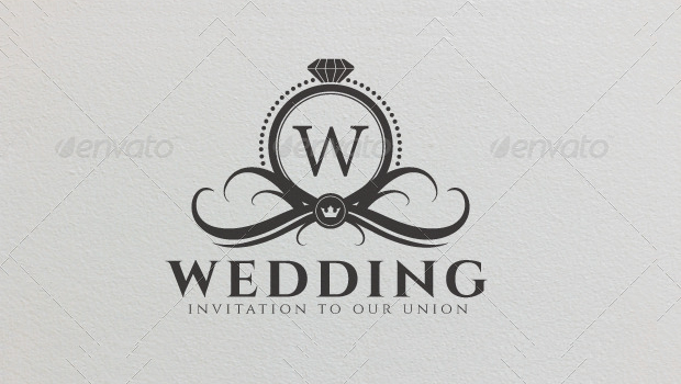 Wedding Logo Vector