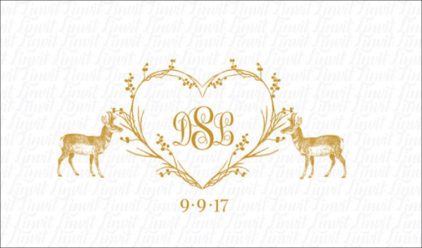 600x353 Wedding Photography Logos