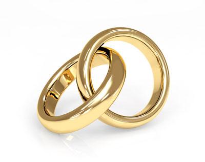 400x316 5 Wedding Rings Templates