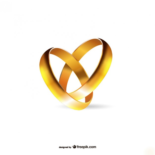 626x626 Wedding Ring Vectors, Photos And Psd Files Free Download
