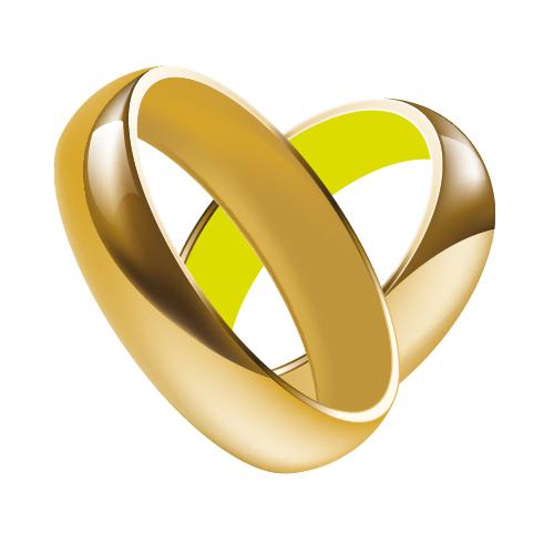 500x500 Design Wedding Rings Using Adobe Illustrator