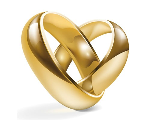 500x400 Wedding Rings Vectors Wedding Ring Sets