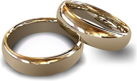 455x268 Free Wedding Ring Vector 2 Clipart And Vector Graphics