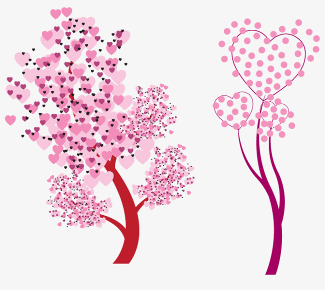 650x581 Vector Love Tree Wedding, Love Vector, Tree Vector, Wedding Vector