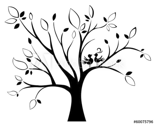 500x404 Wedding Tree